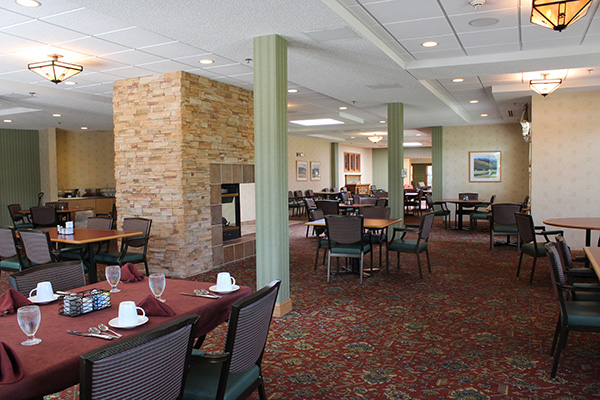 RiverVillage East Dining Room