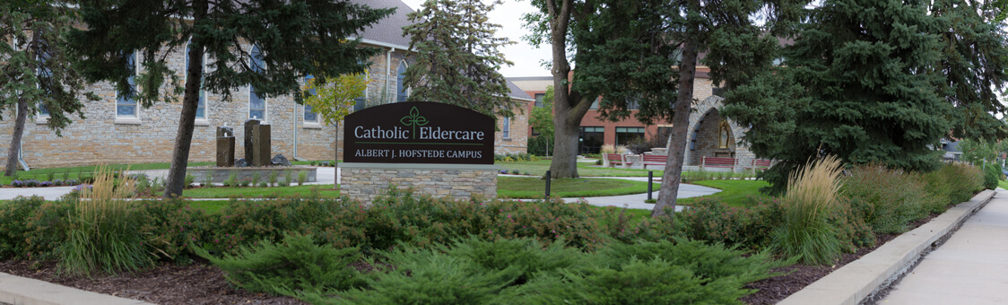 catholic eldercare dedication